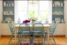 Dining room / by Shirl Heyman