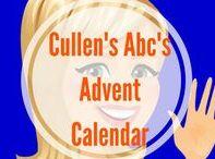 Advent Calendar Video Series | Cullen's Abc's