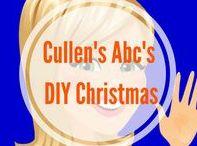 Christmas Theme DIY Preschool / Cullen's Abc's DIY Online Preschool at CullensAbcs.com