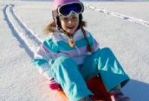 Outdoor Activities for Kids [ Cold Weather ]  / Games and activities for children for when it's cold outside. / by American Family Children's Hospital