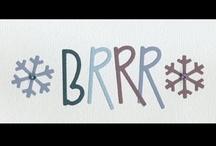 Brrr It's Cold! DIY Online Preschool / Cullen's Abc's DIY Online Preschool at CullensAbcs.com