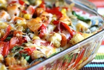 Casseroles & One Pot Meals / by Kelsey Lyons