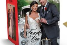 Thank You Cards / Our line of custom designed Thank You Cards.