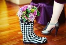 Rainy Day Wedding / Don't let the rain damper your wedding... Roll with the punches! Many fun and unique ways to embrace the weather.