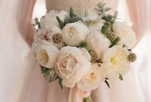 wedding colors: white