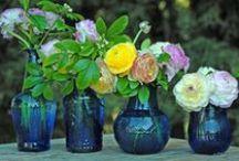 wedding colors: blue