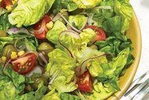 Salads / by Kelsey Lyons