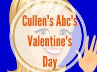 Valentine's Day with Cullen's Abc's / This board is filled with many Valentine ideas to at home and in the classroom.