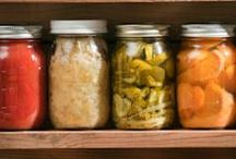 Ferment, Can, Pickle / by Kelsey Lyons