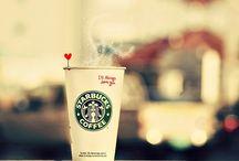 Starbucks ❤️ / by Mackenzie Martins