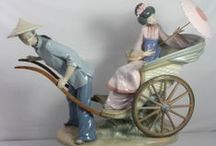 Lladro Figurines / by Pot of Gold Auctions