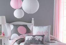 K' s bedroom / by Lisa Newton