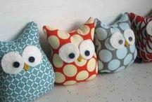 Owls / by Katie Mitchell