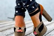 Fashion I Like / clothes, heels and styles I wish I could pull off! / by Kori