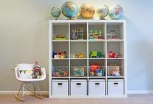 Organize It / by Jennifer Robertson-Honecker