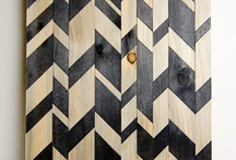 Chevron Patterns  / I love the Chevron Pattern!  Here are a few of my very favorites!