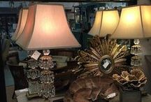 Light up my Life / Fabulous lighting elements for every style and every room in your home. See what's new at: http://www.facebook.com/girardavenuecollection