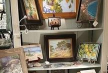 Art / Girard Avenue Collection is proud to feature art by Leah Higgins and Alyce Quackenbush, along with other unique works!