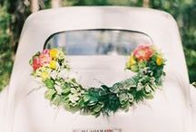 Just married •