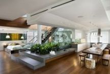 Home Interiors / Thinking out loud for new home buildout. Particularly interested in Asian/Explorer concepts.  / by Ed Rudisell