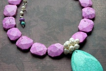 Necklace Inspirations / by The Bead Shop