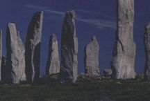 Prehistoric stone circles, menhirs (standing stones), cairns, rock art  / This a collection of prehistoric monuments I've seen and some I would like to see!!