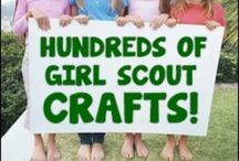 Girl Scouts / by Jennifer Wells-Ford