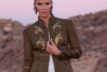 Parachute / Deborah Lindquist Eco Couture Reincarnated Vintage Parachute Clothing. Plus styling ideas we love  / by Deborah Lindquist