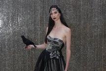 Grey Themed Weddings / Deborah Lindquist Eco Couture Grey Wedding Dresses. Plus styling ideas we love. / by Deborah Lindquist