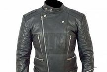 Killer Black Leather Jackets For This Season / Black leather jackets are so versatile because they go with everything.  Everyone needs to have at least one black leather jacket in their wardrobe.  Check out our stunning collection.  www.leathermadness.com