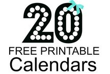 Favorite Free Printables