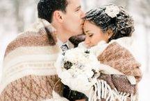 Mariage d'hiver • Winter wedding