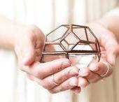 Porte alliances • Ring bearer / Puisque chaque détail a son importance dans un mariage, les coussins d'alliances ne sont pas à négliger. Ils peuvent prendre toutes les formes et toutes les couleurs, être assortis au thème de la décoration ou faire un clin d'oeil à autre chose, ils peuvent être tout simple ou très sophistiqués... Ici des idées en tout genre, il y en a pour tous le goûts !