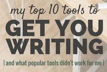 Tools and Apps For Writers / We are always looking for tools to help make the work easier, faster, and better...Here are some of our favorites!