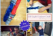 DIY & Crafts / DIY projects for the home and craft ideas for the kids.