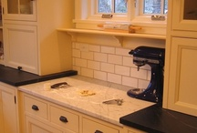 Custom Touches / Add beauty and smart function to your home with these creative ideas and features.