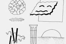 DOODLES / amusing little drawings