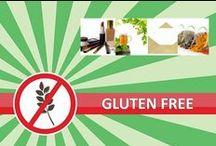 "Gluten Free Living  / by Ivy's Garden Foods (""Gluten Free Woman"")"