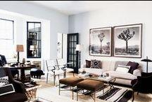 interiors / by Lisa Shrigley