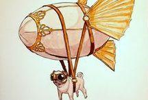 Pugalicious / Utterly cute pug pics
