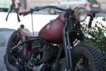 Bike - Motorcycle / Bikes - Motorcycle / by Léo Begin