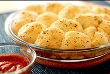 Breads/muffins / by J. Szymborski