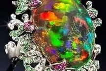 B Jewelry--GEMSTONE / by Faith Tatum