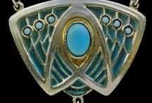 B Jewelry--SILVER And TURQUOISE / by Faith Tatum