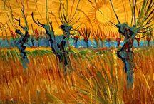 Artist--Vincent VAN GOGH / by Faith Tatum