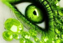 Colors--GREEN / by Faith Tatum