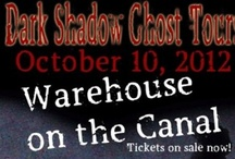 Dark Shadow Ghost Tours / by PANICd Paranormal Activity Network Investigation Center Database