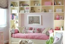 Kid's Rooms / by Laurie Gonzalez
