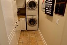 Thompson Laundry Rooms