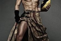 Male skirt - Kilts / Poderia um homem usar saia, ficar elegante e não parecer um travesti? rss  / by Léo Begin